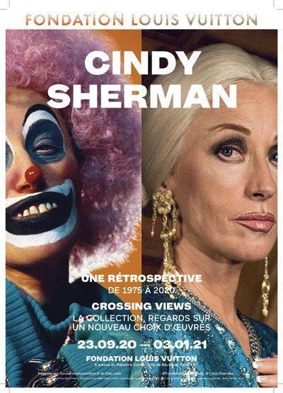 Les performances de Cindy Sherman sont éternelles à la Fondation Louis Vuitton