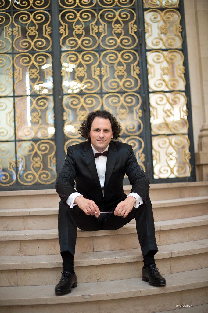 Alexandre Bloch, directeur de l'Orchestre National de Lille nous parle de cette saison 2020-21