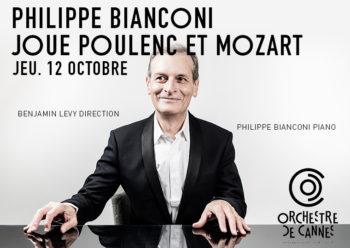 Philippe Bianconi à Cannes