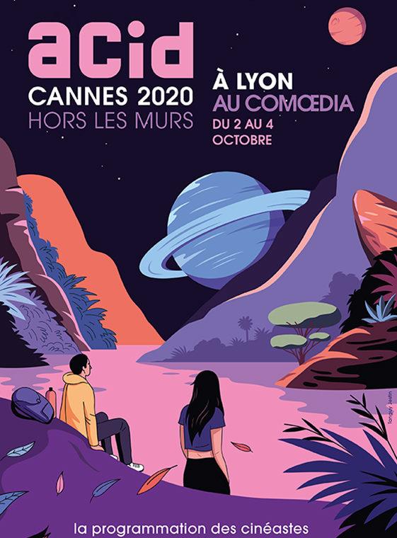 ACID Hors Les Murs : 2 x 4 places pour la programmation au Comœdia à Lyon