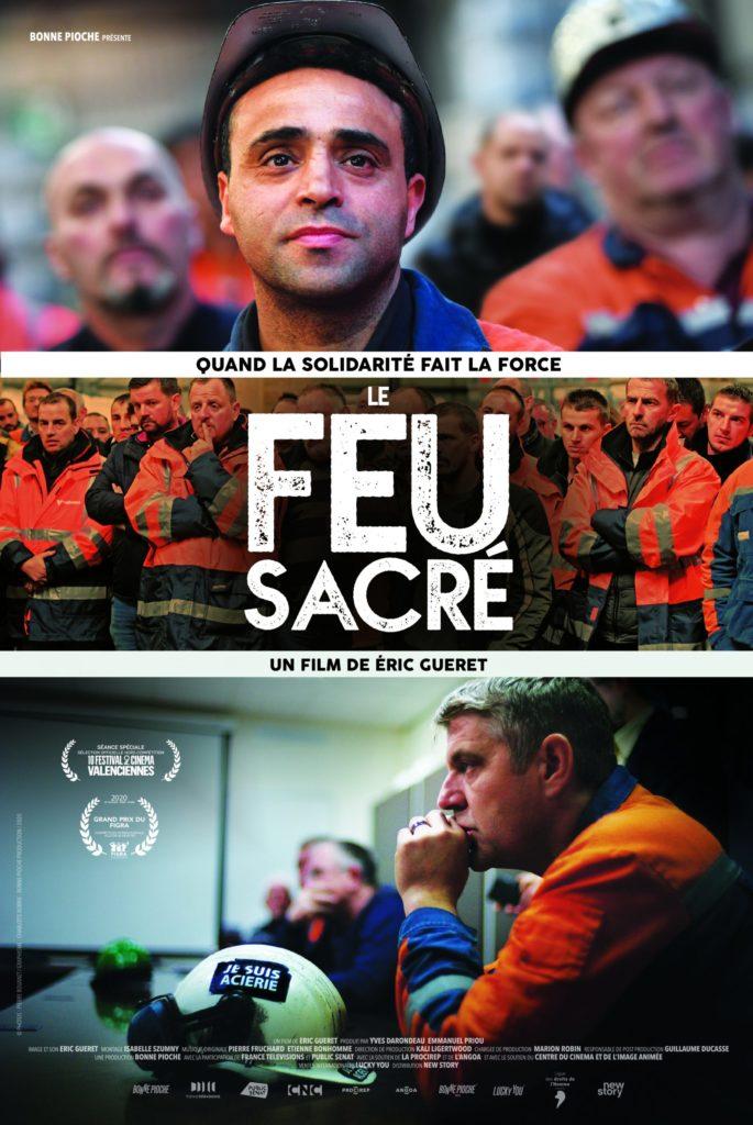 «Le Feu sacré», d'Eric Guéret : un très beau film sur les combats ouvriers
