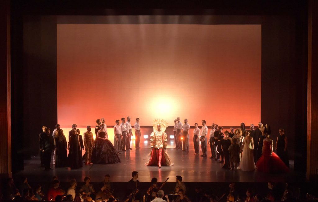 Triomphe parisien du Ballet royal de la nuit