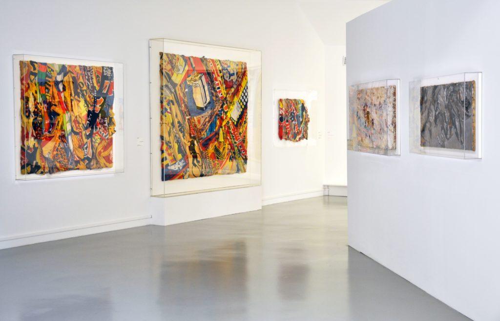 Gérard Deschamps, Peinture sans peinture : une rétrospective d'envergure, au LAAC Dunkerque