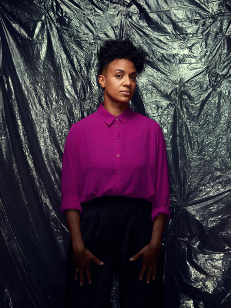 Kapwani Kiwanga, l'artiste franco-canadienne, rafle le prix Marcel Duchamp 2020