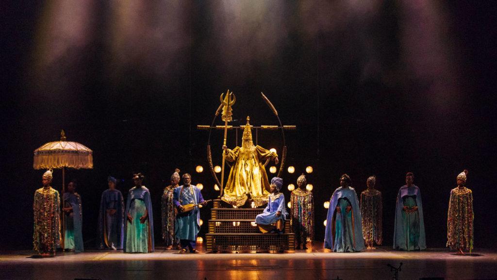 Le Vol du Boli au Théâtre du Châtelet les 7, 8 et 9 octobre 2020 : Un opéra contemporain signé Damon Albarn !