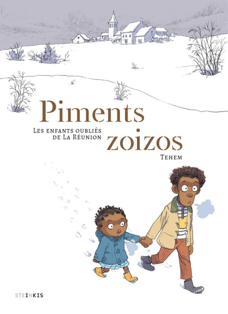 «Piments zoizos», le bonbon piment de la Vème République
