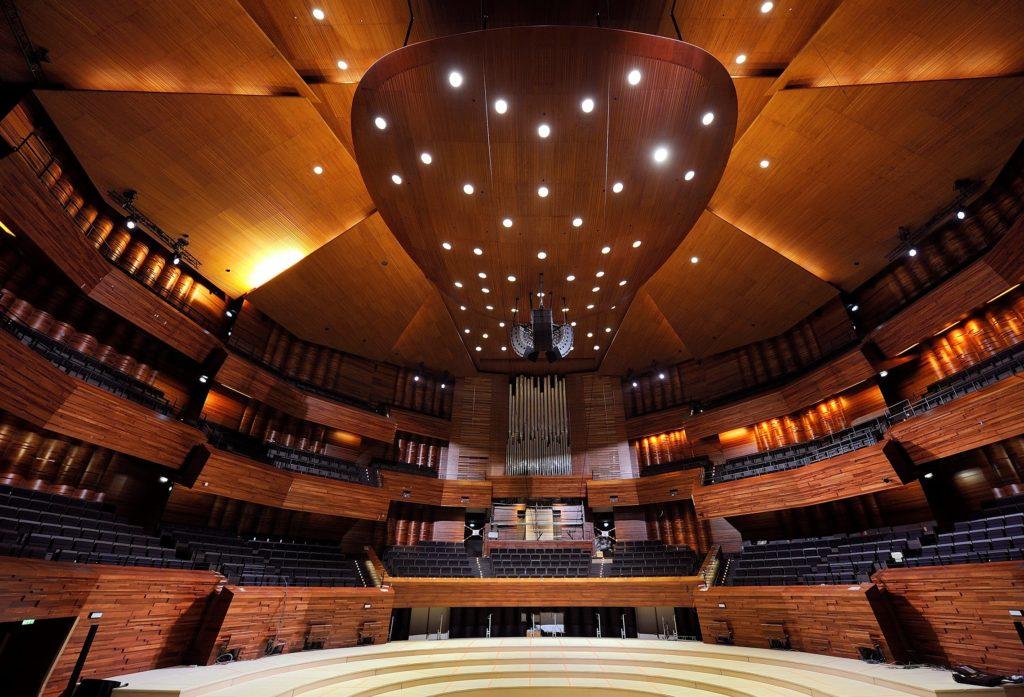 Quatre concertos pour clavier de Bach à l'Auditorium de Radio France