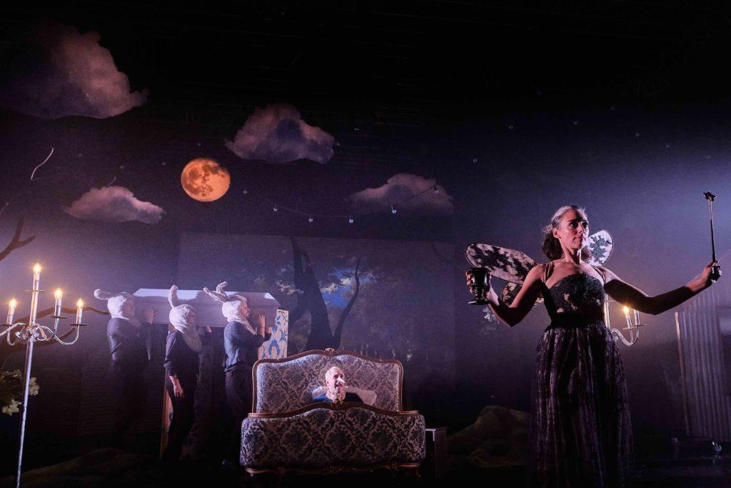 Jérémie Le Louët offre son théâtre plein de vie au personnage de Pinocchio