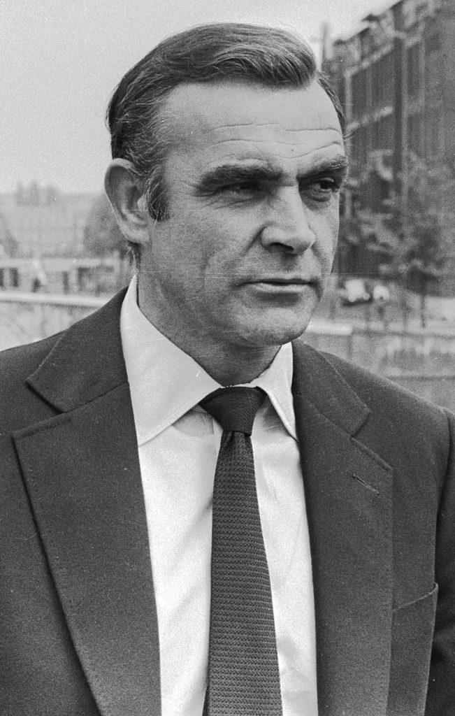 Mort de Sean Connery, le premier agent 007 du cinéma