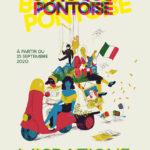 Affiche edition 2020-2021 du Festival Baroque de Pontoise