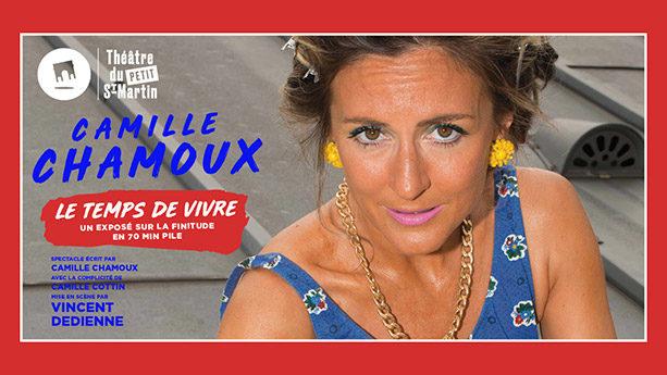 « Le temps de vivre » : Camille Chamoux remet les pendules à l'heure du temps qui passe, au Petit Saint-Martin