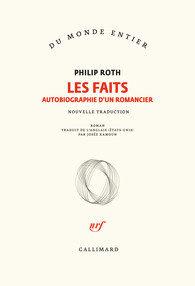 « Les Faits », Lorsque Philippe Roth se dévoile