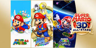 Mario 3D all stars : trois retours aux sources