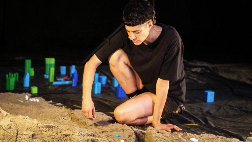«Violences», de Léa Drouet aux Amandiers : une belle mise en scène de la violence légitime