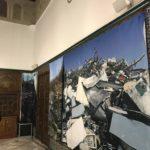 Installation d'Ariane Michel