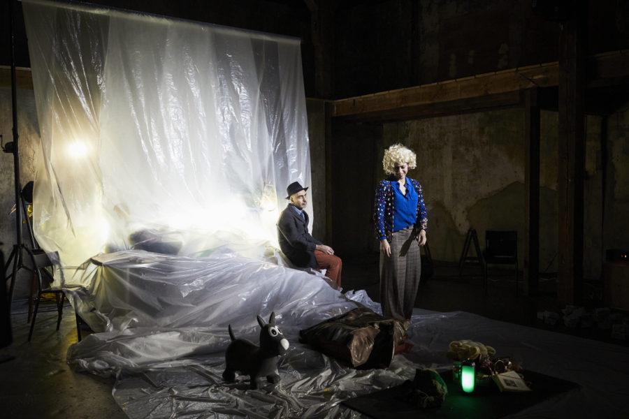 «Notre histoire», une pièce sur l'identité sous la forme d'une blague juive