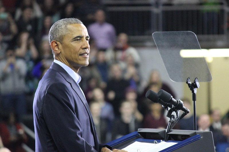 Barack Obama donne son accord à Drake pour qu'il joue son rôle au cinéma
