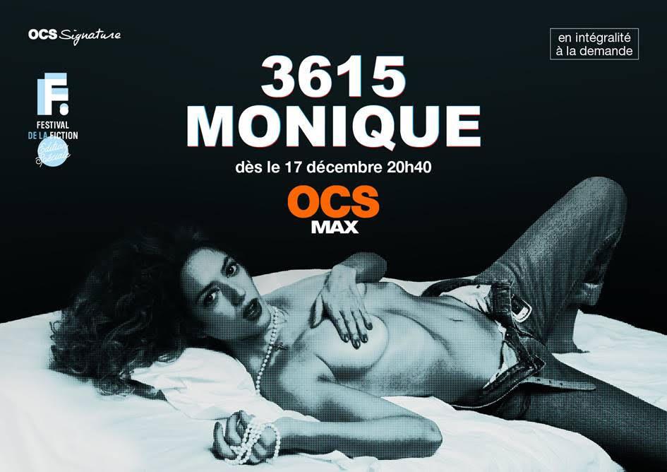 3615 Monique : la série délurée sur les débuts du Minitel Rose