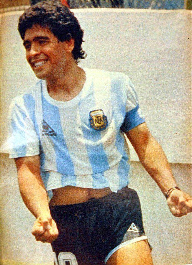 Diego Armando Maradona, l'une des plus grandes légendes du football, s'en est allé