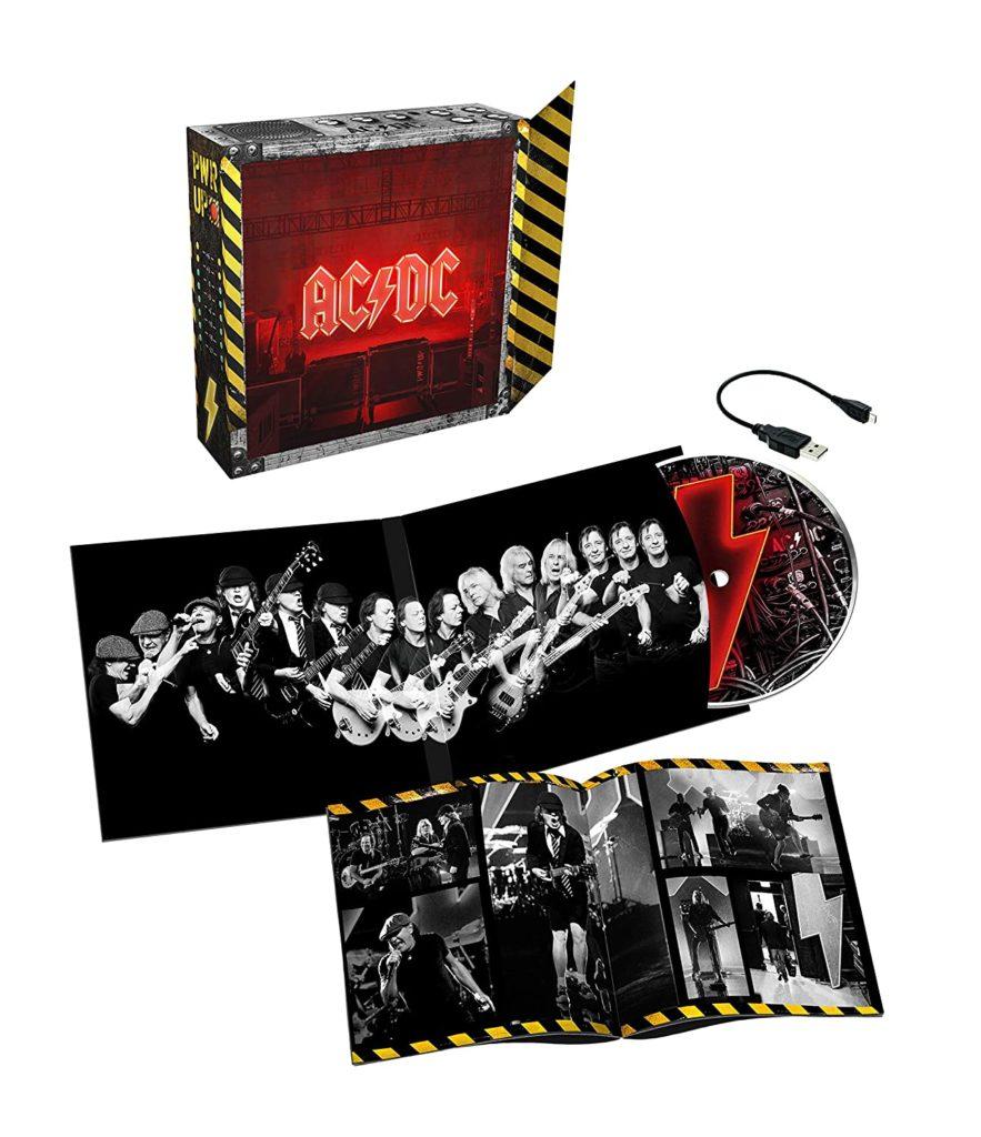 AC/DC «Power Up» : le son de «Back in Black» !