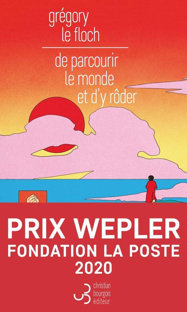 Le Prix Wepler 2020 décerné à Grégory Le Floch et Muriel Pic