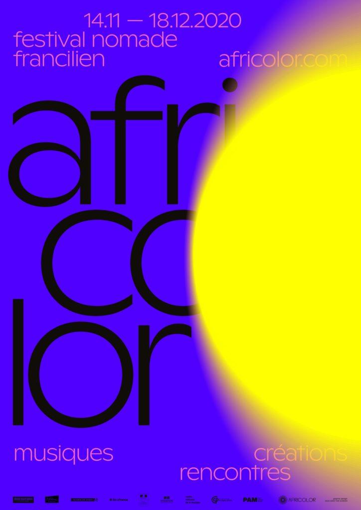 Sébastien Lagrave nous parle du festival «Africolor» qui a bien lieu en ligne