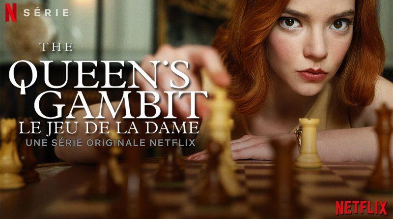 Le jeu de la Dame : notre série stratégie du début du reconfinement