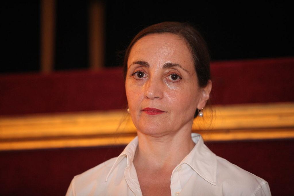 Dominique Blanc devient sociétaire de la Comédie Française