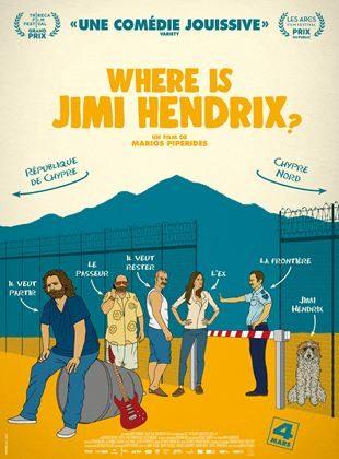 Where is Jimi Hendrix? : Une ode à la paix sur ton kafkaïen