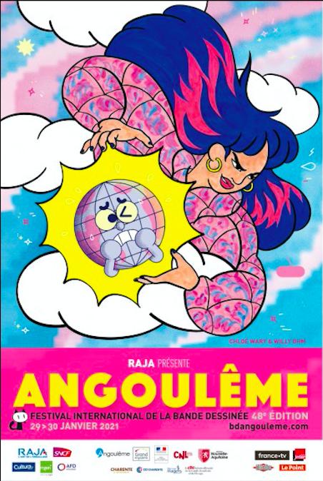 Festival BD d'Angoulême : la sélection pour le Fauve d'or