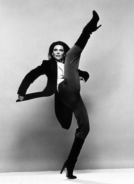 La danseuse et figure de Broadway Ann Reinking s'en est allée