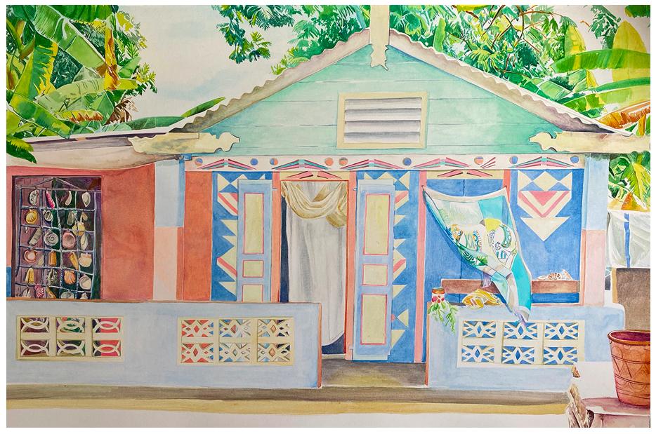 «… Et l'été reviendra», exposition de Marion Charlet à la Galerie Paris Beijin