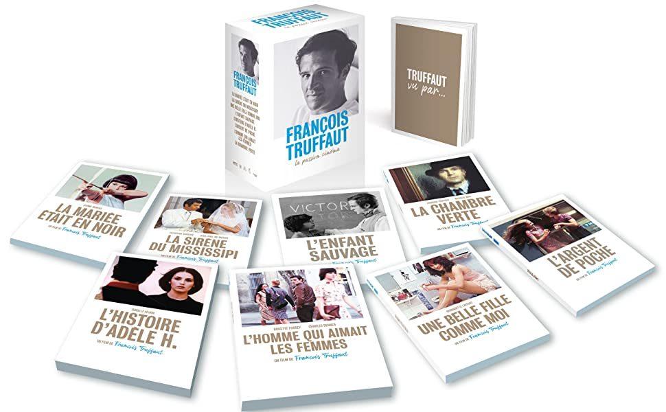 Truffaut, Gance et l'Intégrale 007 : des coffretsclassiquespour illuminer vos fêtes de fin d'année !