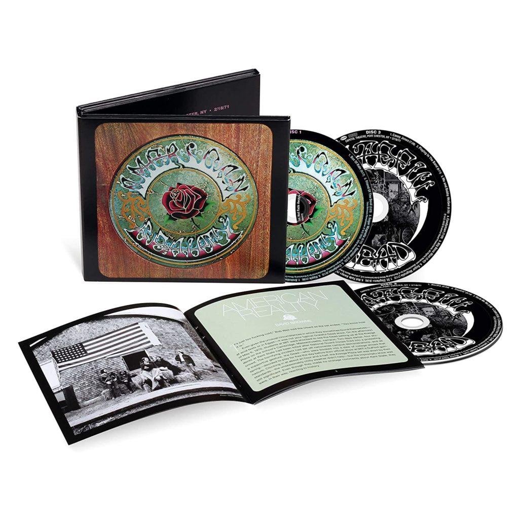 Grateful Dead, American Beauty : Le chef d'œuvre folk rock psychédélique fête ses 50 ans !