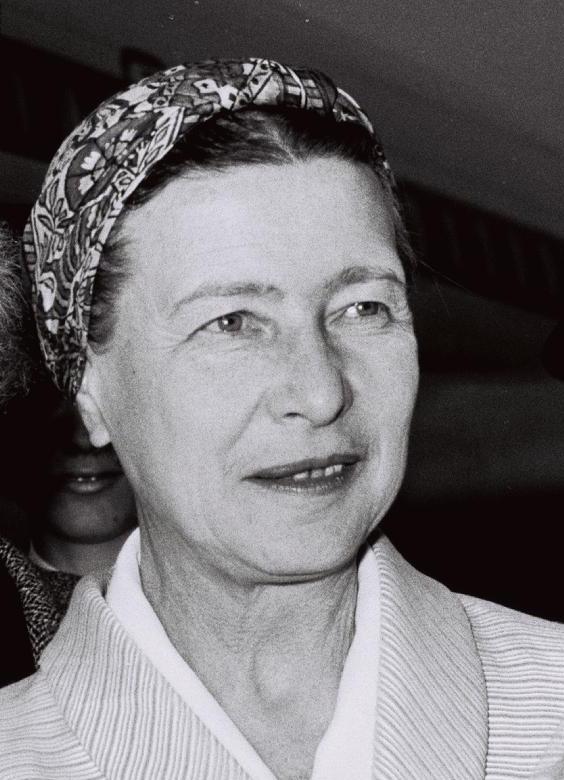 Les relations épistolaires de Simone de Beauvoir et Violette Leduc aux enchères