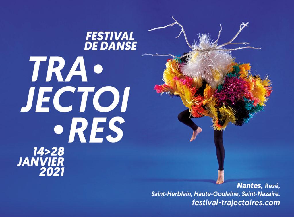 Danse : places à gagner pour le Festival Trajectoires à Nantes