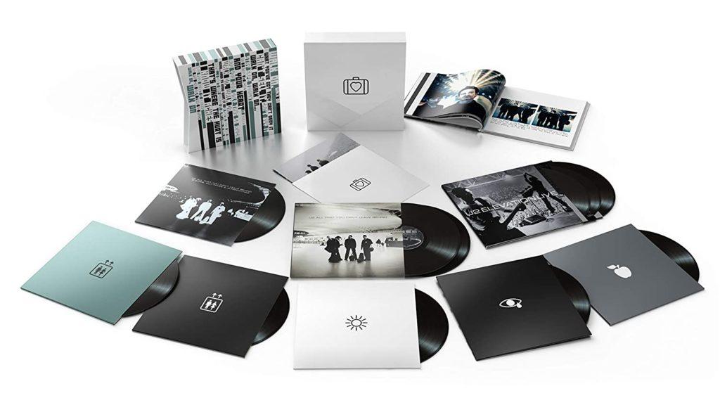 U2 All That You Can't Leave Behin : Une édition Super Deluxe pour le 20e anniversaire !