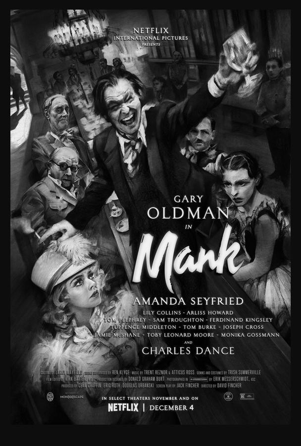 Mank, le film nostalgique de David Fincher
