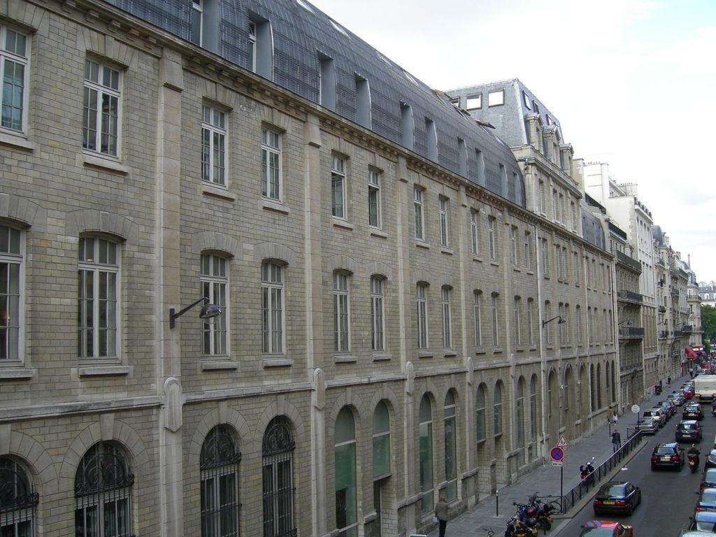 Le conservatoire de Paris ferme ses portes