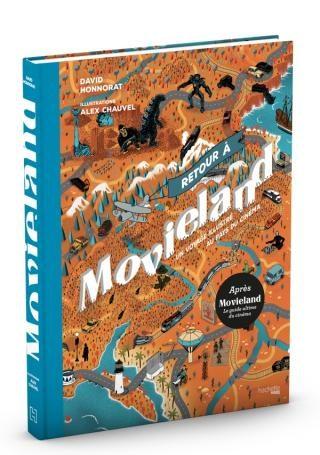 « Retour à Movieland » de David Honnorat : Le cinéma comme une toile d'araignée