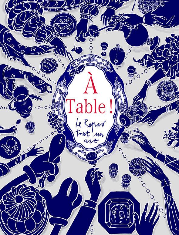 «A table», ode à l'art de vivre à la française