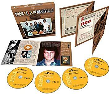 From Elvis in Nashville : La genèse de trois albums mythiques !