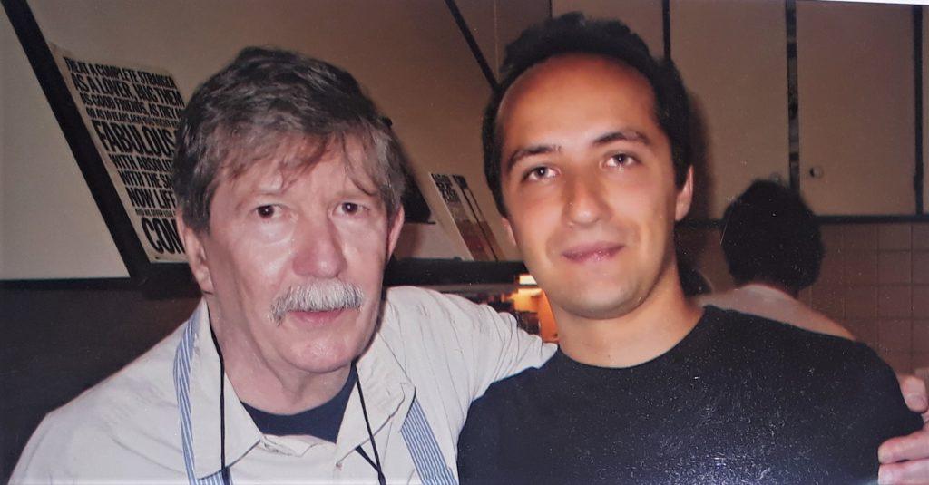 L'hommage de Steve Krief à Jim Haynes