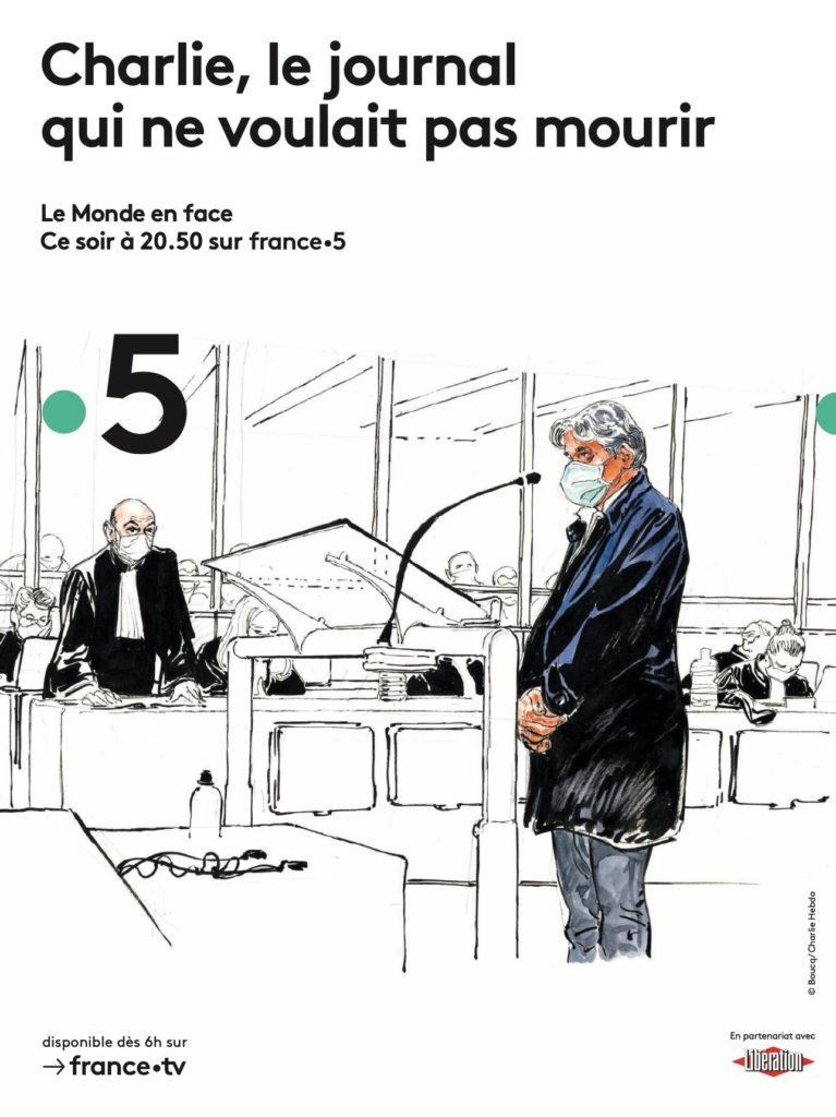 Charlie Hebdo documenté
