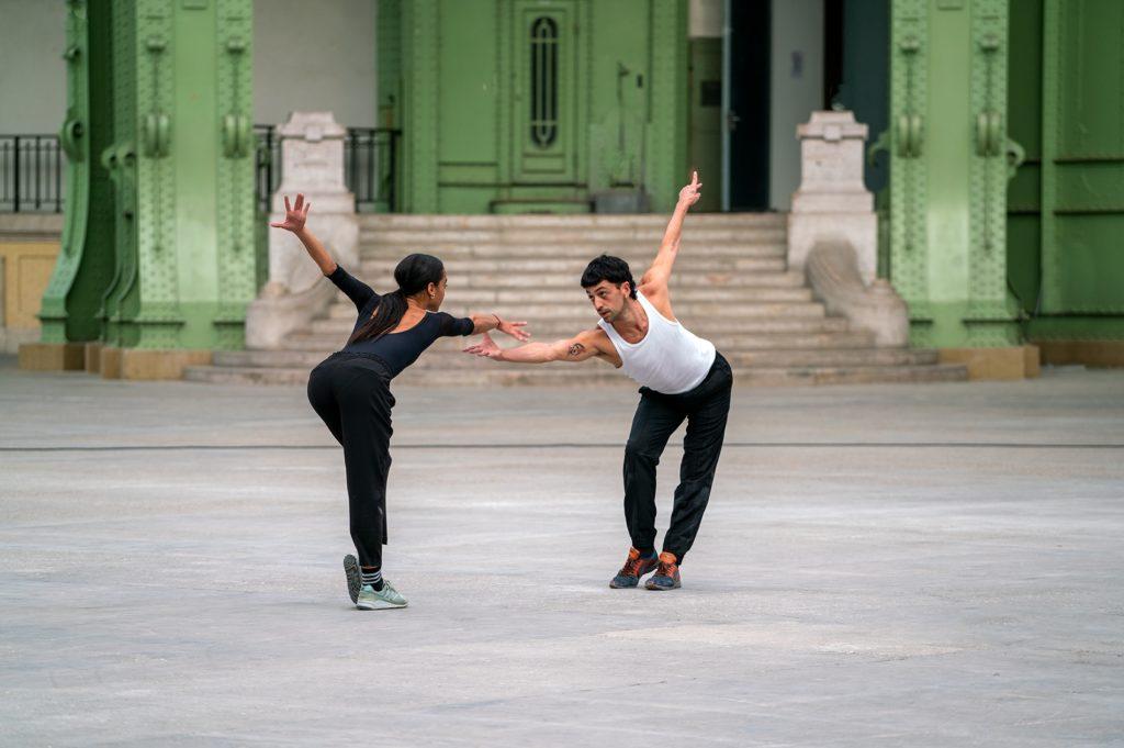 «La ronde» : La playlist chorégraphique de Boris Charmatz au Grand Palais