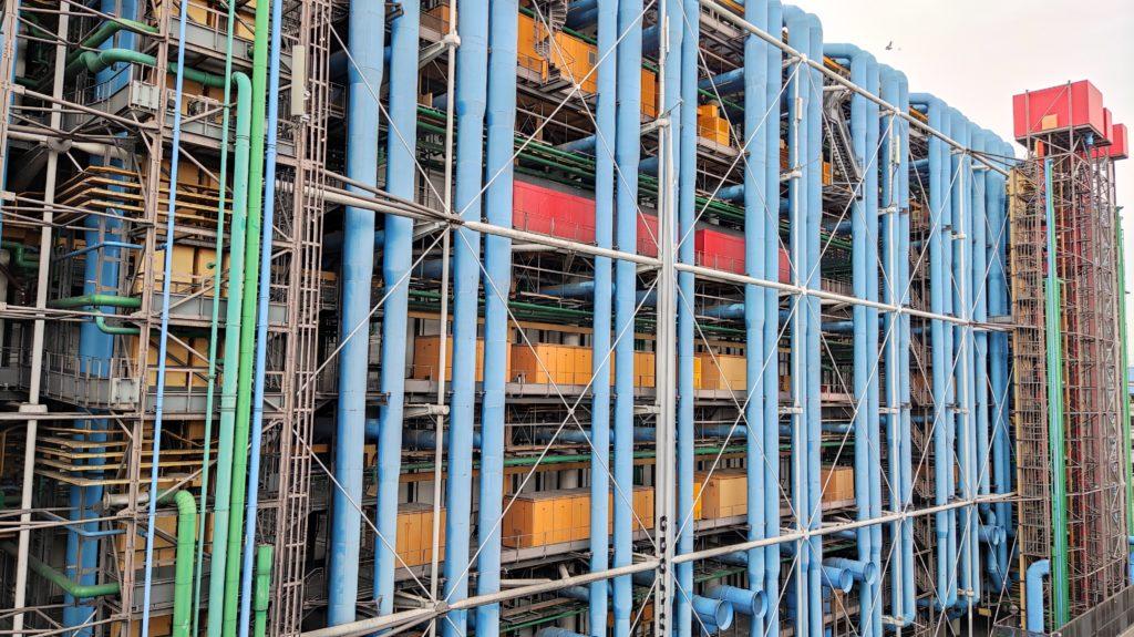 Beaubourg fermera ses portes pendant 3 ans