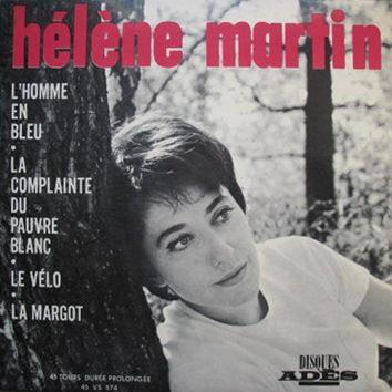 Hélène Martin, celle qui chantait les poètes, est décédée