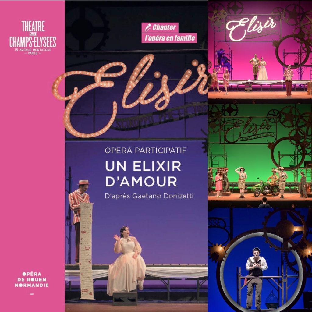 [DVD] Un savoureux élixir d'amour au Théâtre des Champs-Élysées pour entrer en beauté dans le monde de l'opéra