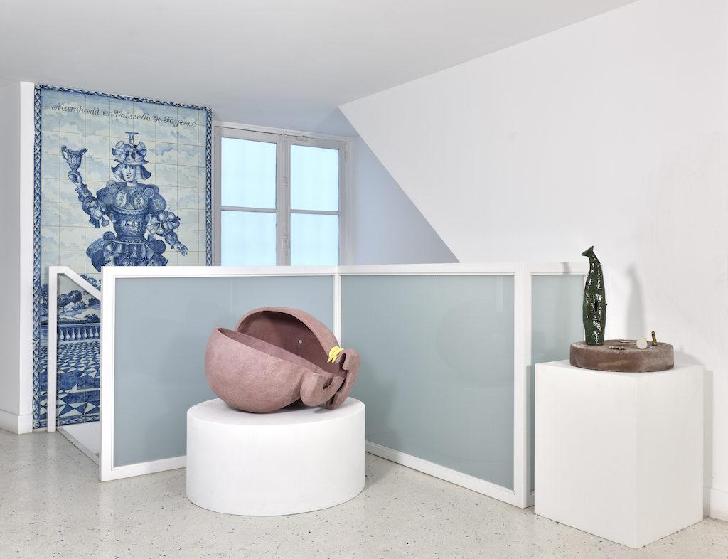 «ÜRÀLT» de Lucille Uhlrich exposé à la galerie Louis Lefebvre