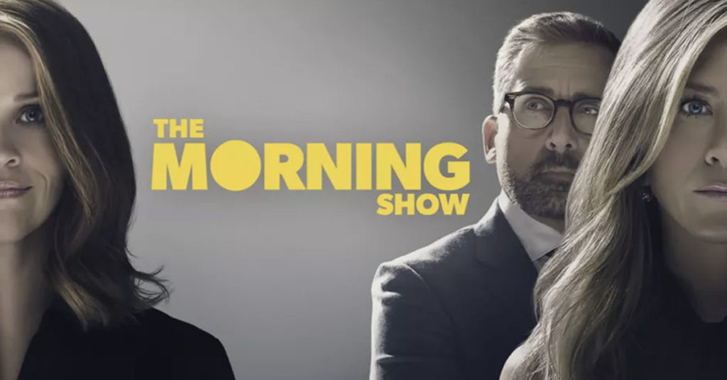 Pourquoi faut-il absolument regarder « The Morning Show » ?